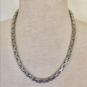 Jewelry - Men's HEAVY Stainless Steel Necklace